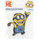 Applikation Minions Banana Despicable Me - Patches zum...