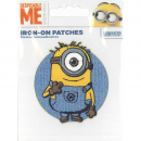Applikation Minions Carl Despicable Me - Patches zum...