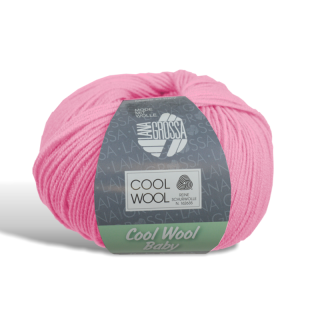 Cool Wool Baby - Wolle - 225 - Pink
