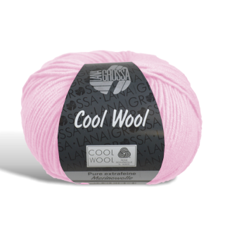 Cool Wool - Wolle - 452 - Rosa