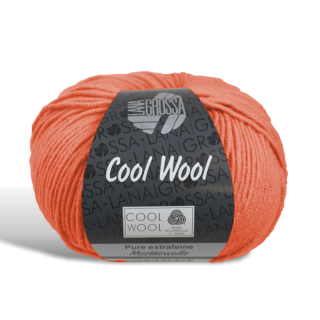 Cool Wool - Wolle - 418 - Mandarin