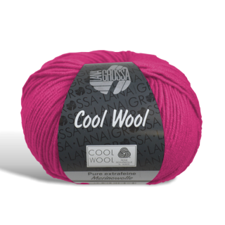 Cool Wool - Wolle - 537 - Zyklam