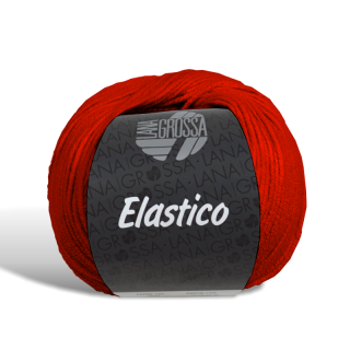 Elastico - Wolle - 023 - Dunkelrot