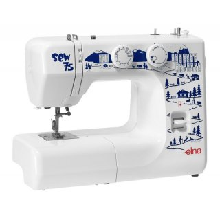 Sew 75 Limited Edition - ELNA Nähmaschine