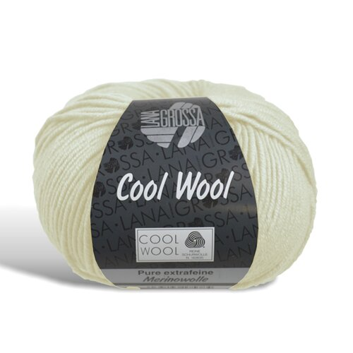 Cool Wool - Wolle - 432 - Ecru