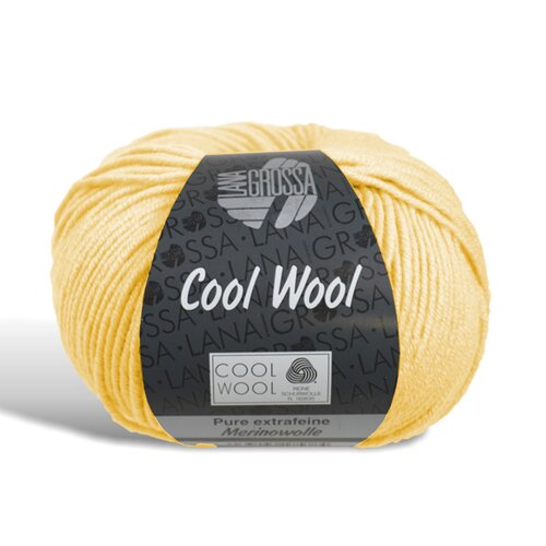 Cool Wool - Wolle - 411 - Vanille