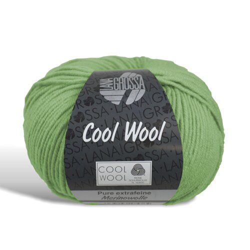 Cool Wool - Wolle - 509 - Hellgrün