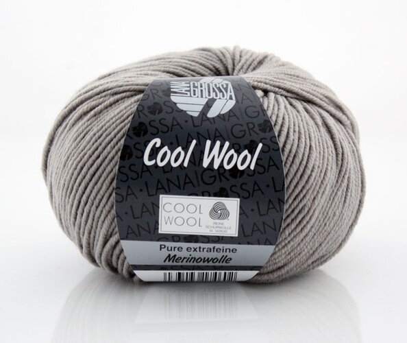 Cool Wool - Wolle - 2027 grège