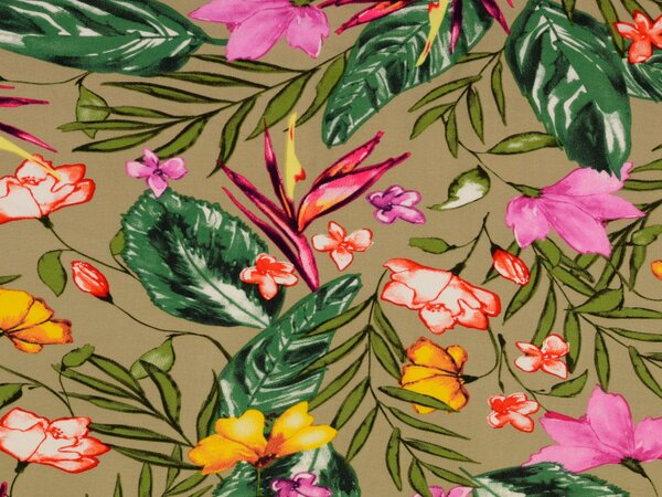 Tropical Flowers 133715